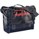 Patagonia Black Hole Mini Messenger 12l Navy Blue W/Paintbrush Red